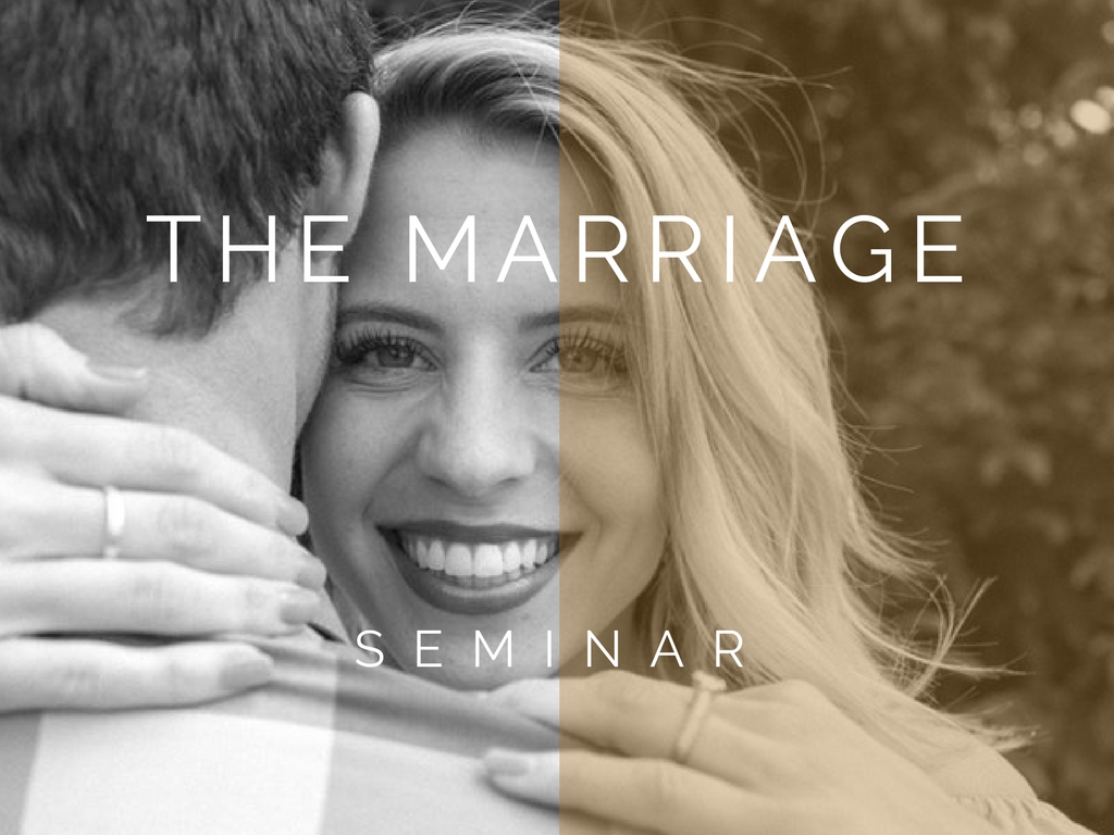 The Marriage Seminar (2)