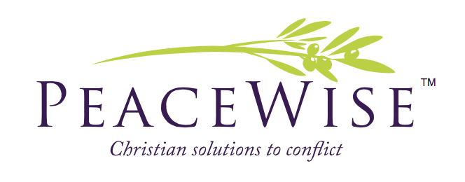 PeaceWise-logo-white-background
