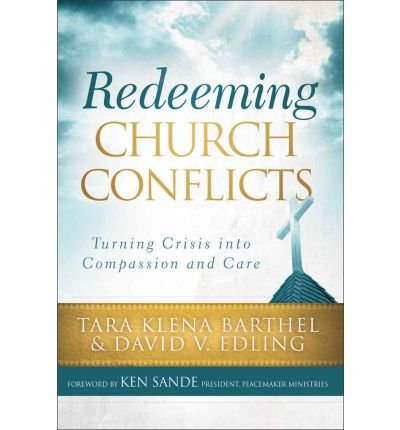 Redeeming Church conflict